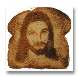 Jesus on toast[11]