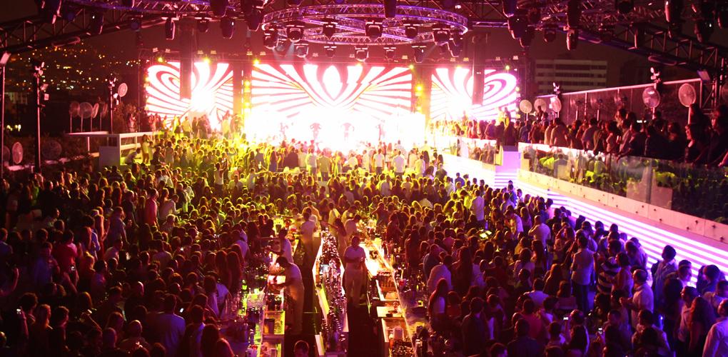 Top 5: Beirut Nightclubs - SMF