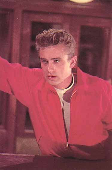 Jim Stark (James Dean) in Rebel Without a Cause  Read more- Style Icons from Cool Movies - 20 Best Dressed Characters in Film - Esquire  Follow us- @Esquiremag on Twitter | Esquire on Facebook  Visit us at Esquire.com