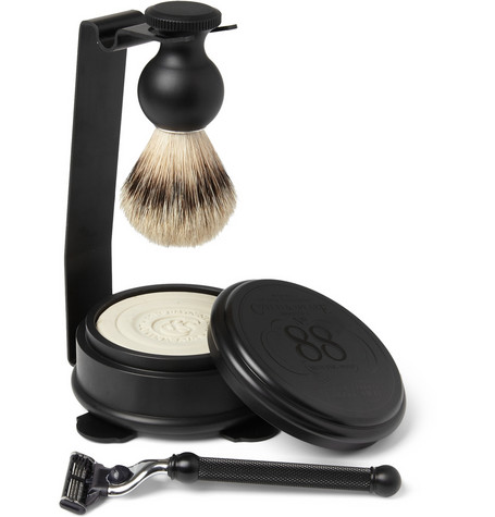 NUMBER 88 SHAVING SET AND SOAP