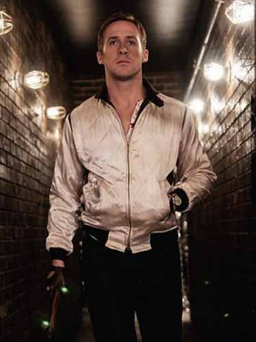 The Driver (Ryan Gosling) in Drive