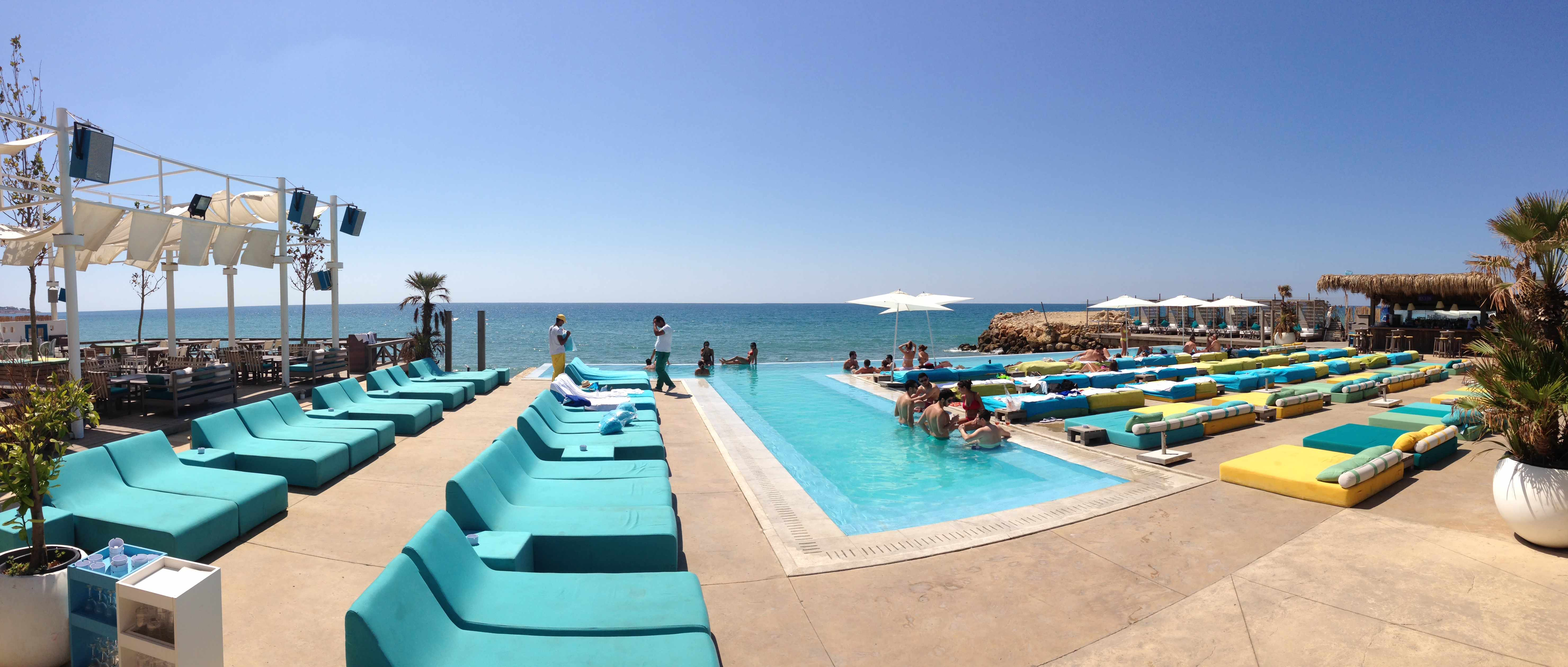 2. Iris Beach Club