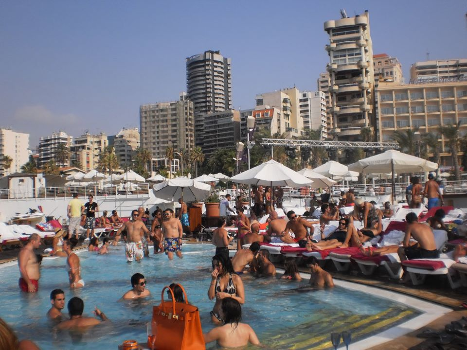 Top 10 Beach Resorts Amp Bars Lebanon Smf