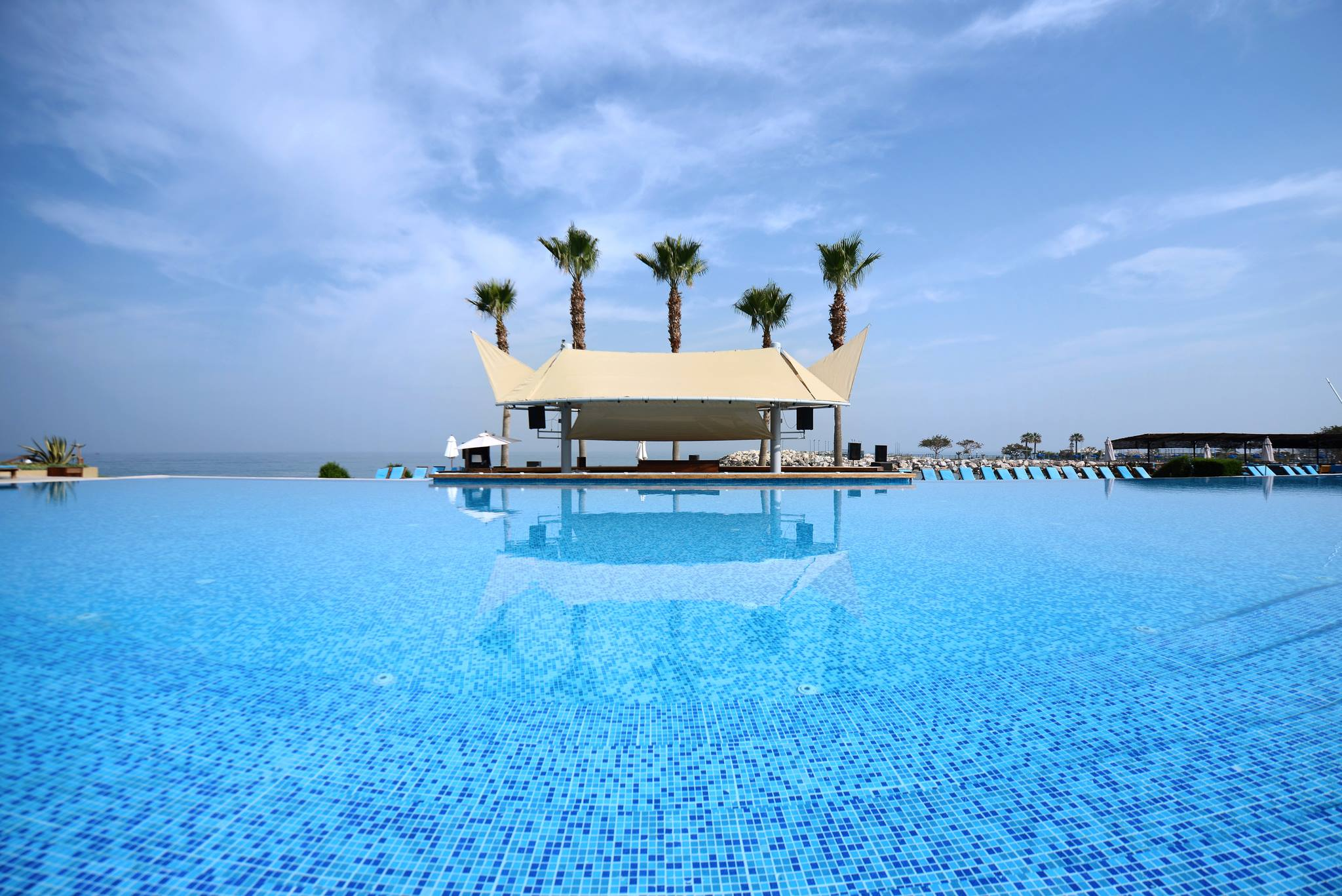 top 10: beach resorts & bars lebanon - smf