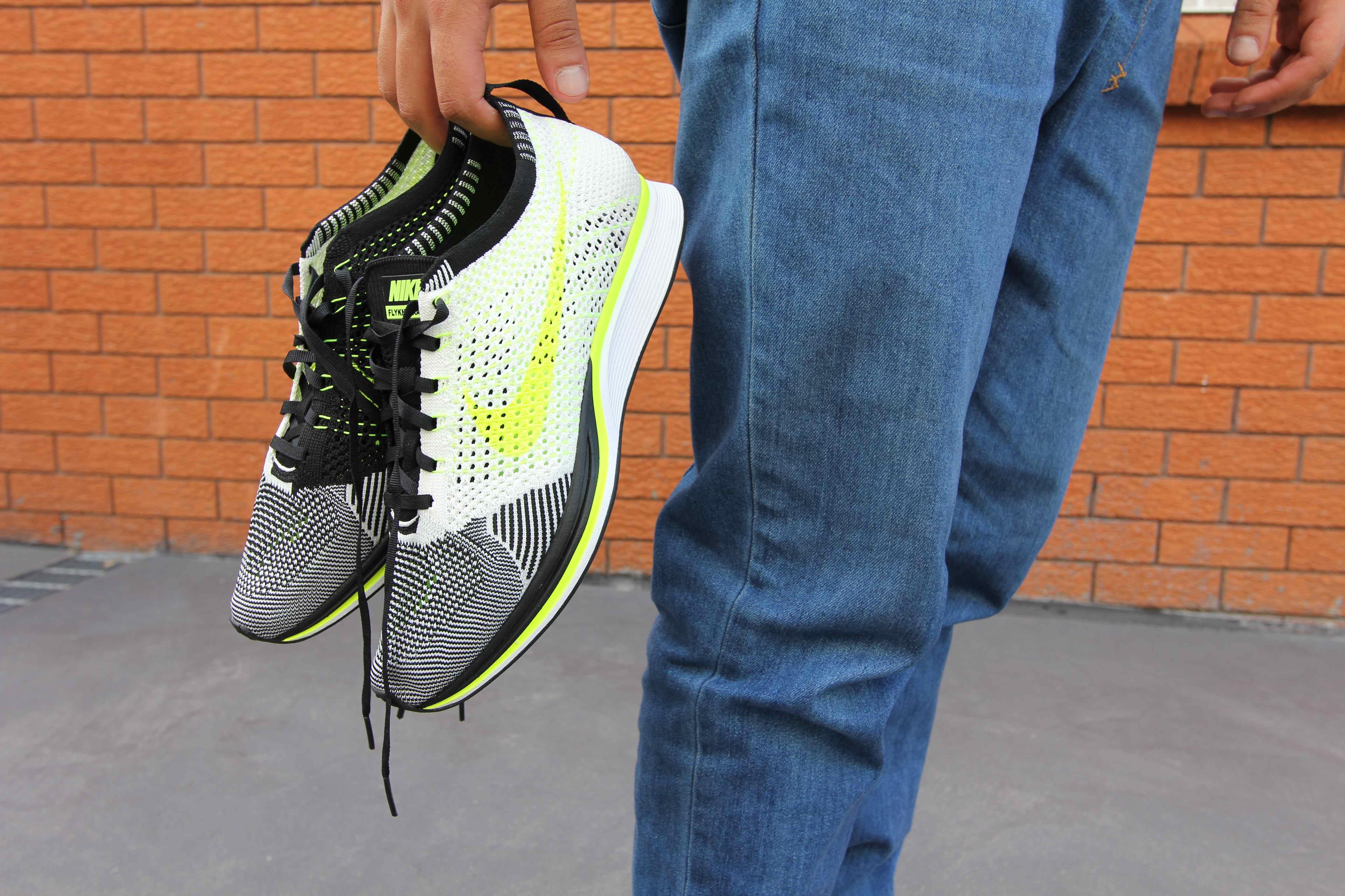 Nike Flyknit Racer For Sale