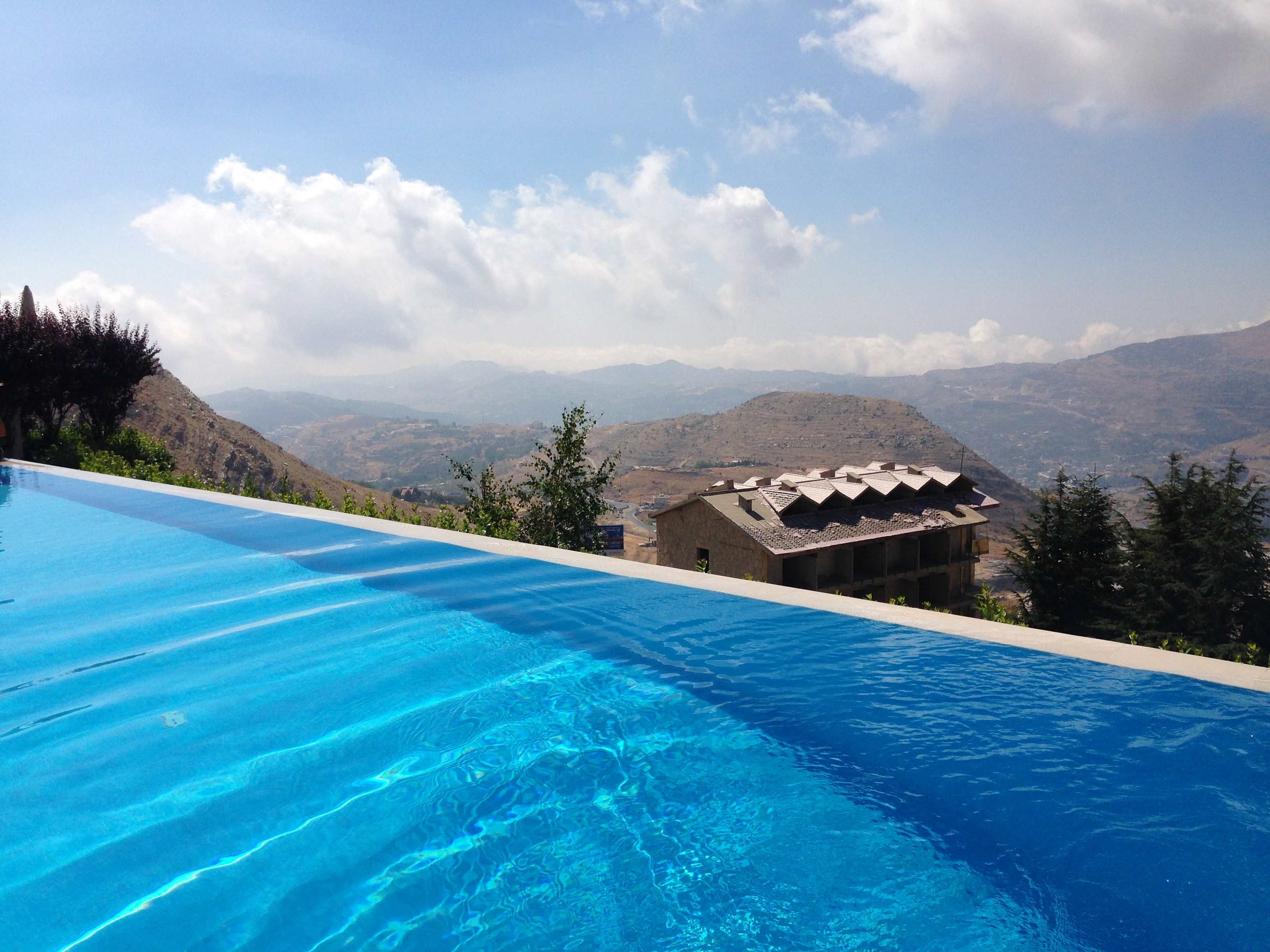 Rent Villa With Pool In Lebanon