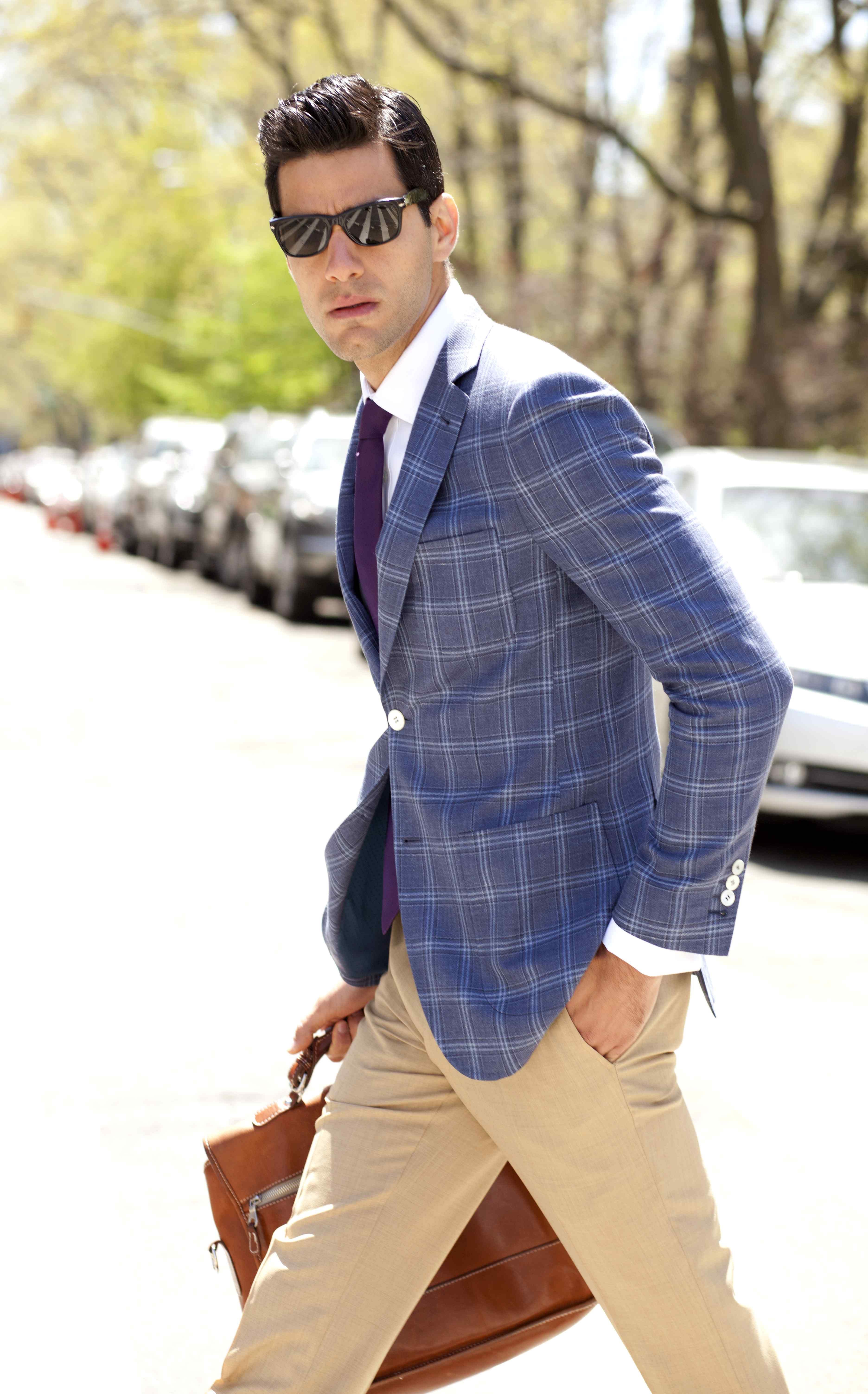 Knot Standard Sets The Standard For Men S Tailored Suits Smf