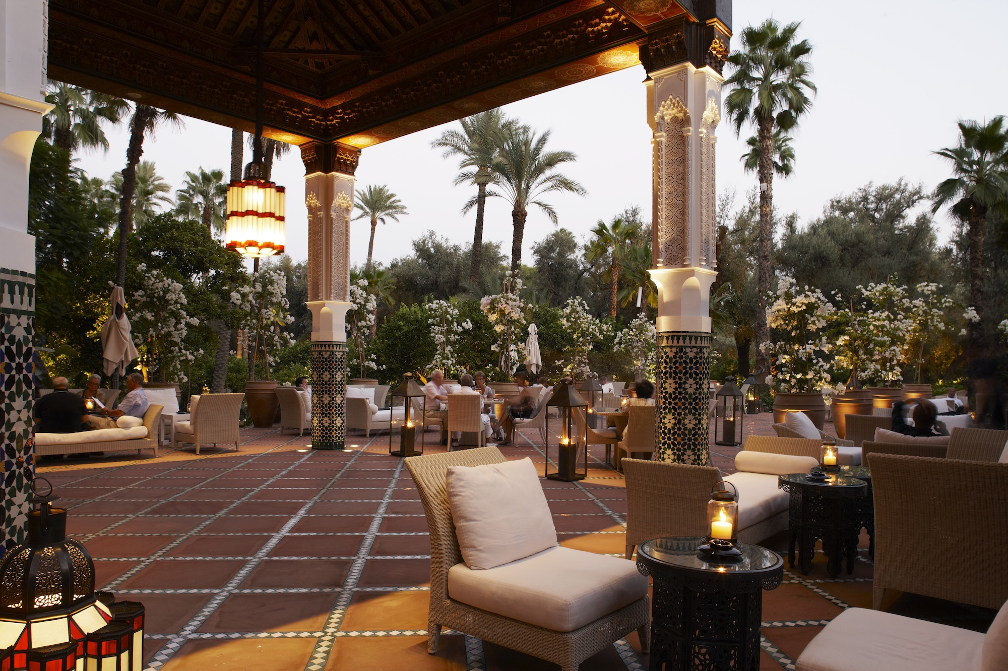 The best bars in marrakech smf for Hotel design marrakech