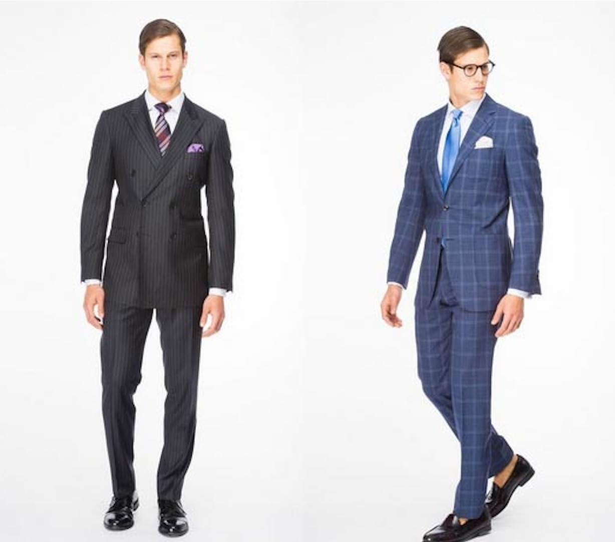 Knot Standard Sets The Standard For Men's Tailored Suits - SMF