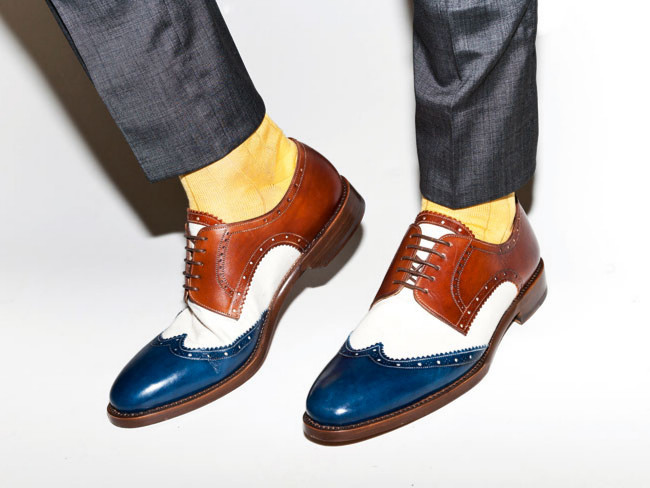 outlet newest official photos 5 Must-Have Bi-Coloured Brogues - SMF