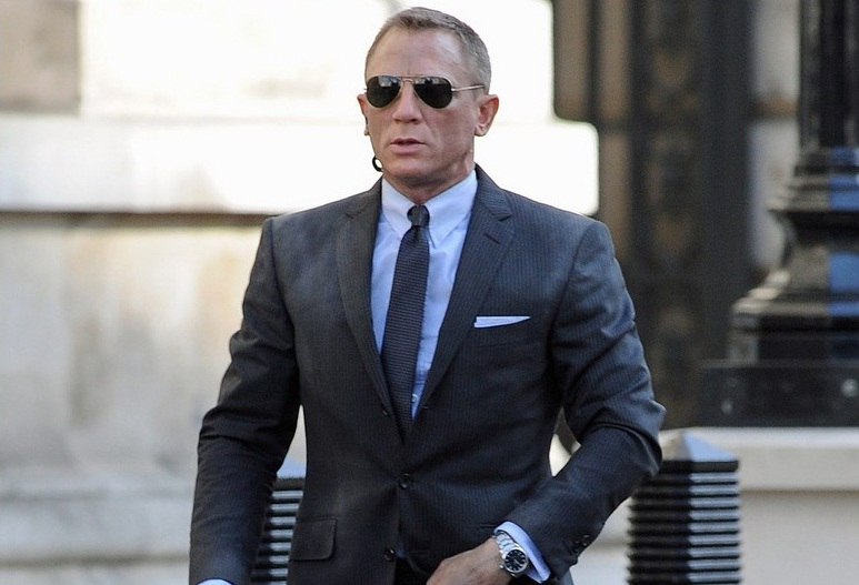 James Bond Movie Skyfall takes Over London