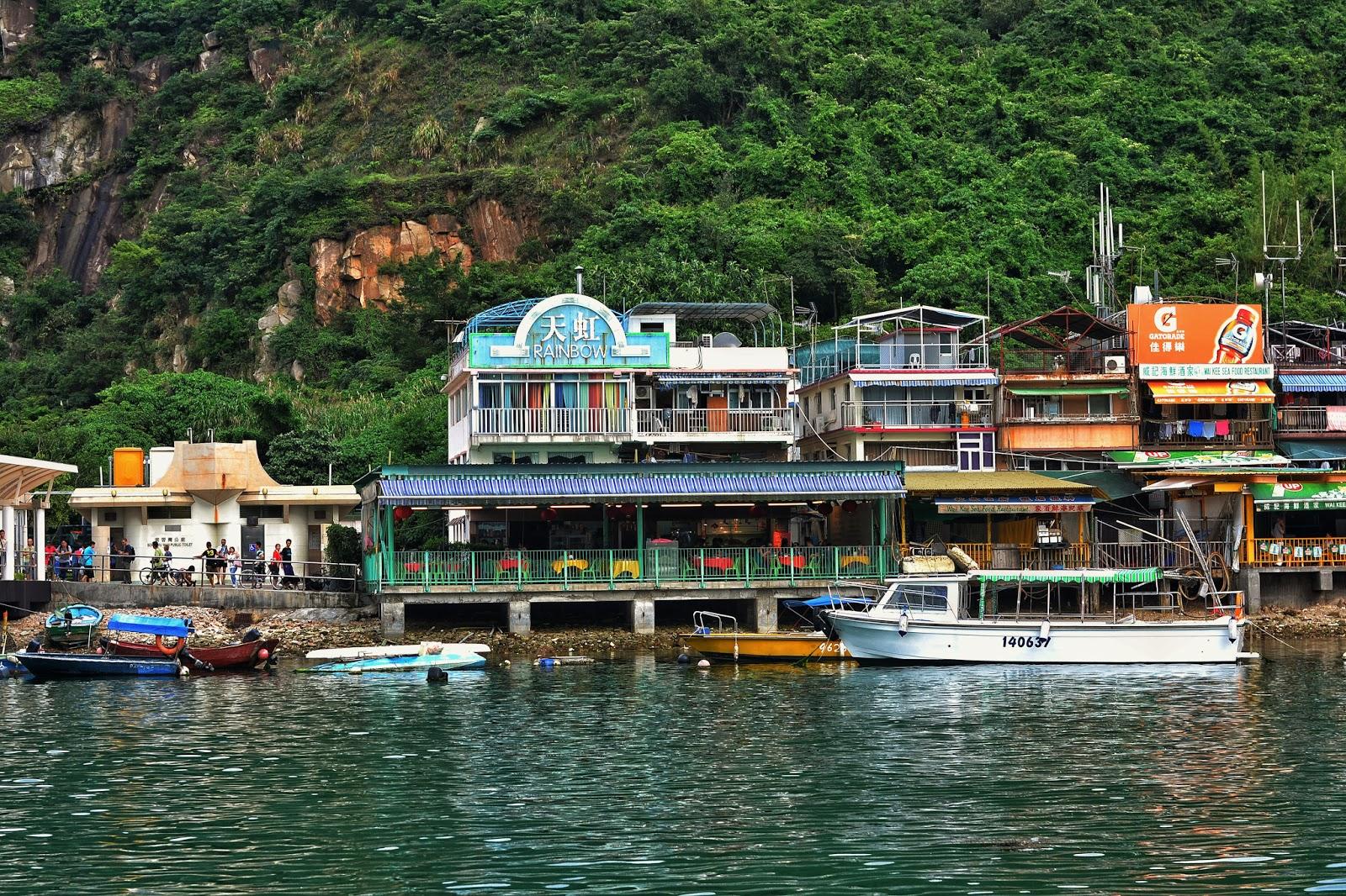 Mr W_Lamma Island Hong Kong